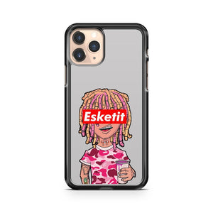 Lil Pump Esskeetit Bathing Ape iPhone 11 Pro Case Cover