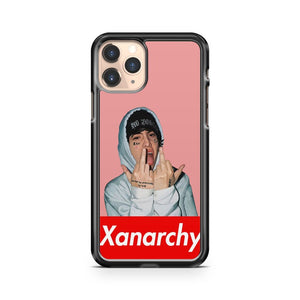 Lil Xan Xanarchy iPhone 11 Pro Case Cover