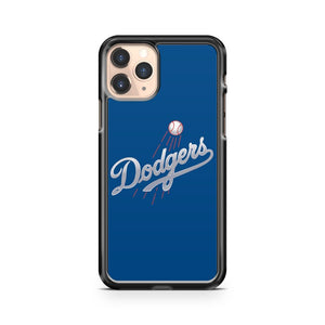 Los Angeles Dodgers Baseball Logo iPhone 11 Pro Case Cover
