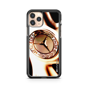 Luxury Mercedes Benz Amg Logo iPhone 11 Pro Case Cover