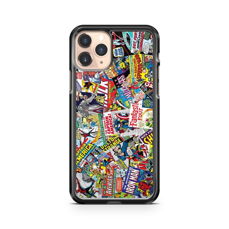 Marvel Comics iPhone 11 Pro Case Cover
