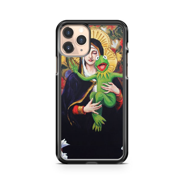 Mary Mother Of Kermit iPhone 11 Pro Case Cover