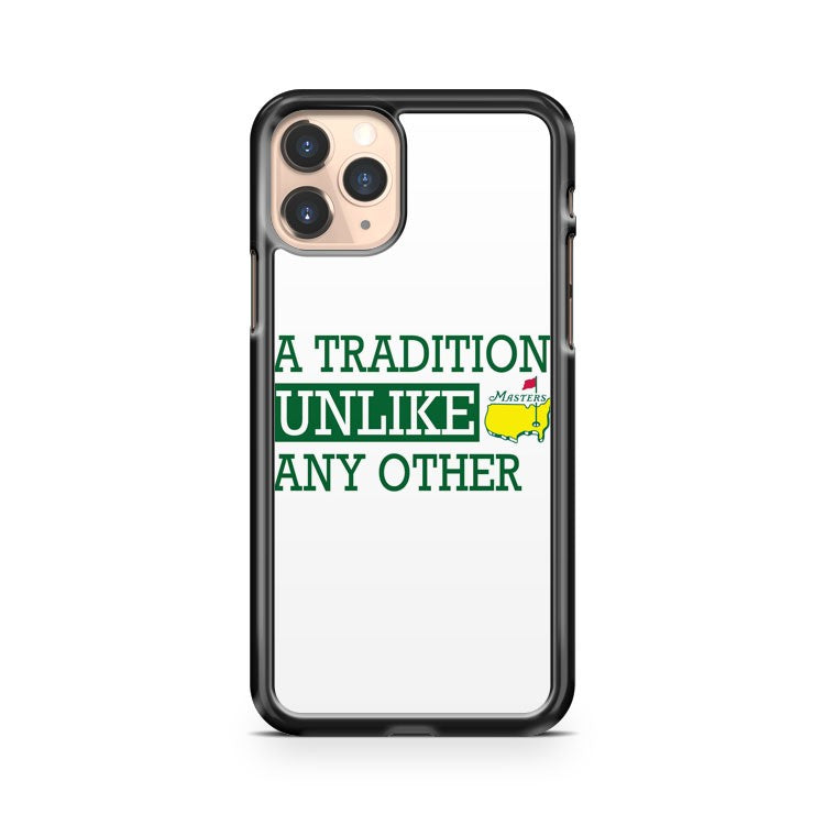 Masters Golf Tournament iPhone 11 Pro Case Cover