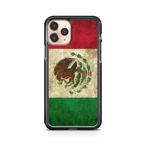 Mexico National Symbol Flag iPhone 11 Pro Case Cover