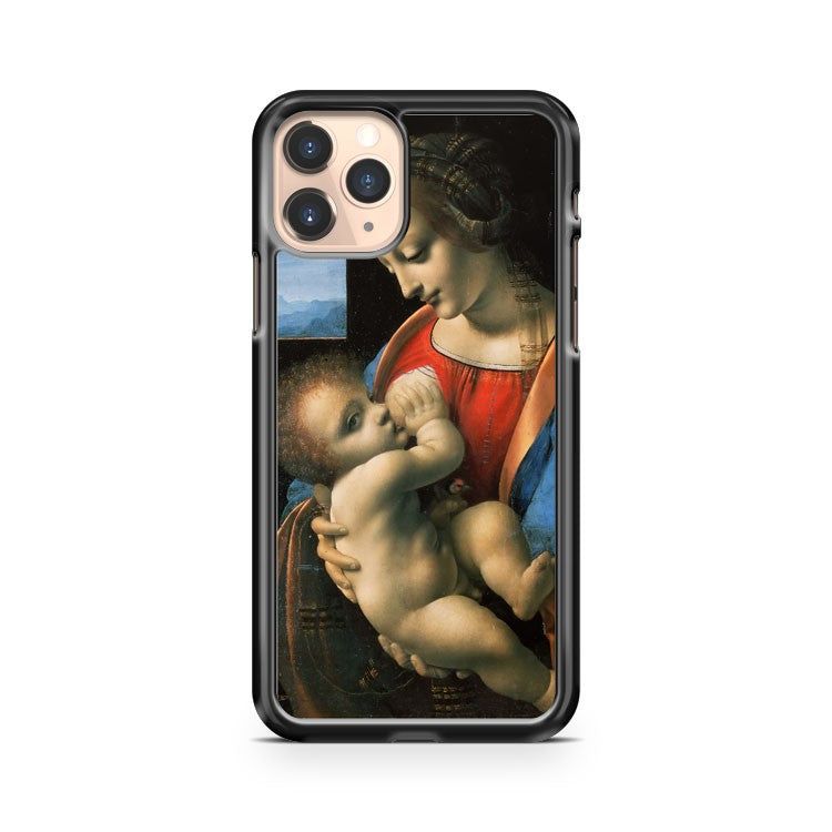 Leonardo Da Vinci Painting iPhone 11 Pro Case Cover