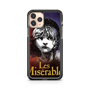 Les Miserables Musical iPhone 11 Pro Case Cover