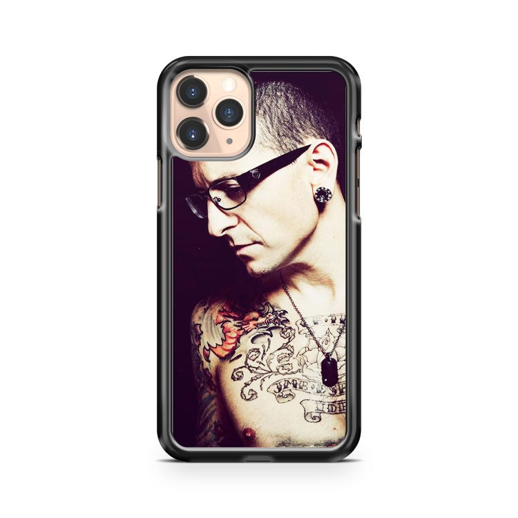 Linkin Park's Chester Bennington iPhone 11 Pro Case Cover