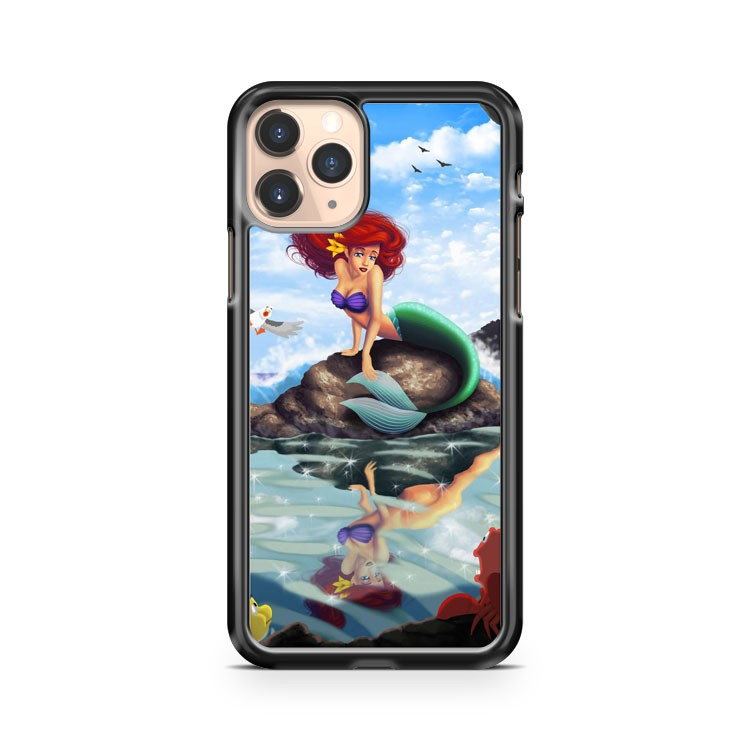 Little Mermaid Colors iPhone 11 Pro Case Cover