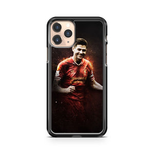 Liverpool Fc Steven Gerrard iPhone 11 Pro Case Cover
