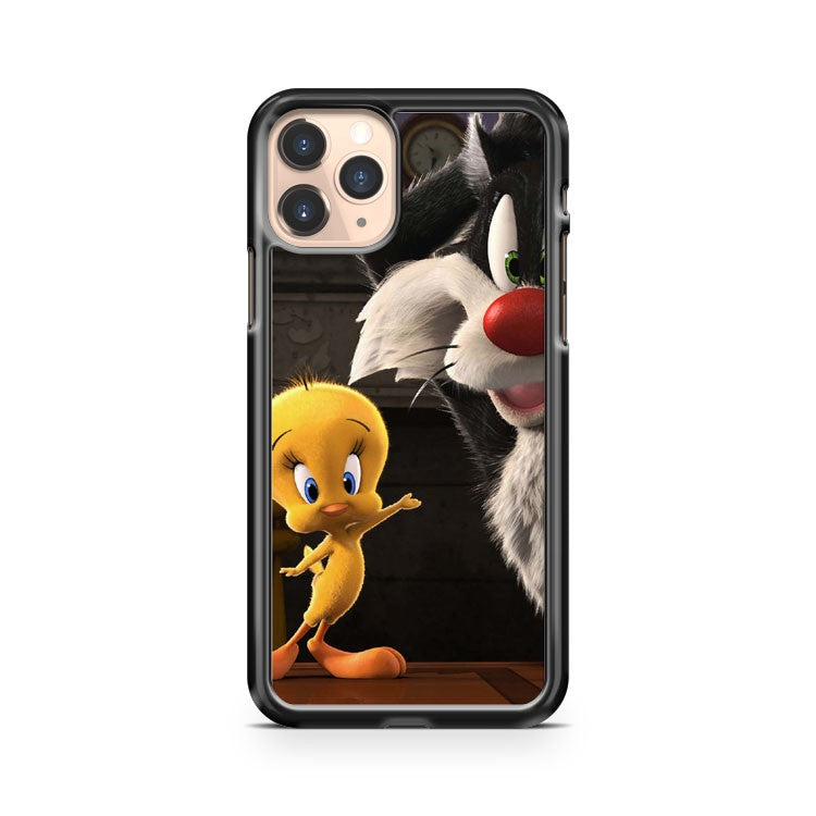 Looney Tunes Tweety And Sylvester iPhone 11 Pro Case Cover