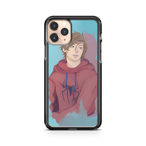 Louis Tomlinson Spiderman iPhone 11 Pro Case Cover