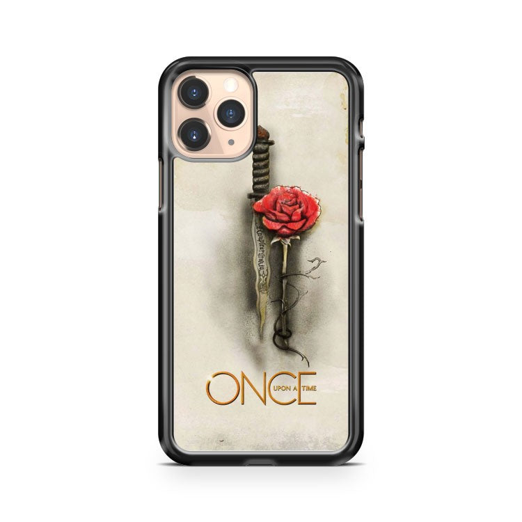 Magical Rose Once Upon A Time iPhone 11 Pro Case Cover