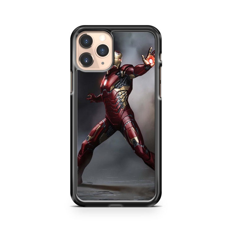 Mark 45 Iron Man iPhone 11 Pro Case Cover