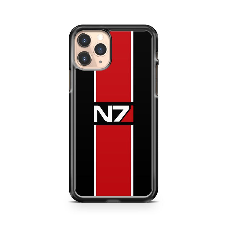 Mass Effect N7 iPhone 11 Pro Case Cover