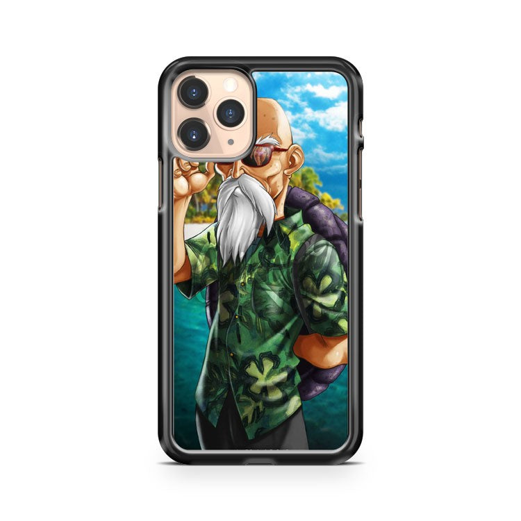Master Roshi The Best DragoNBAll Z iPhone 11 Pro Case Cover