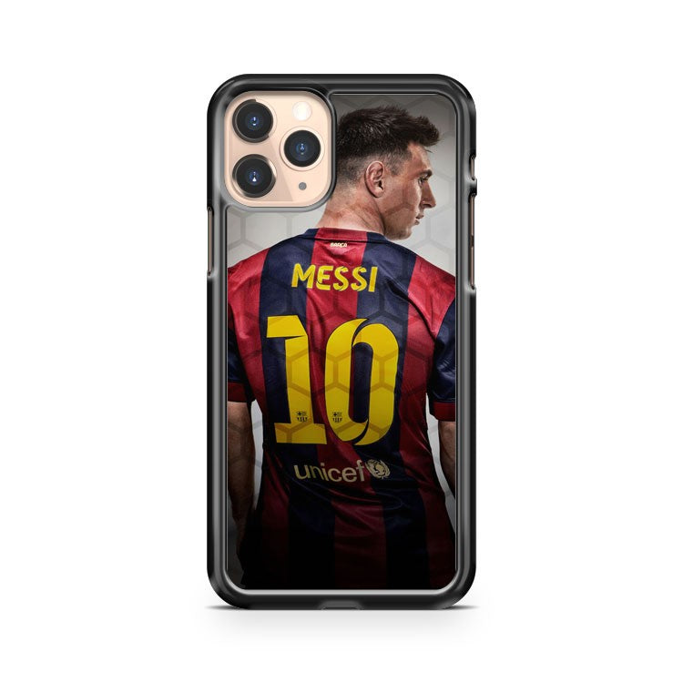 Leo Lionel Messi iPhone 11 Pro Case Cover