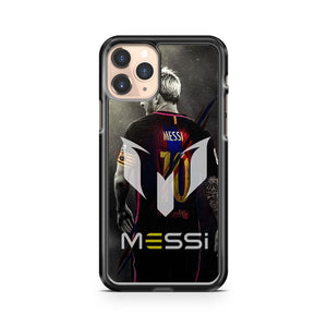 Leo Messi Fc Barcelona Soccer iPhone 11 Pro Case Cover