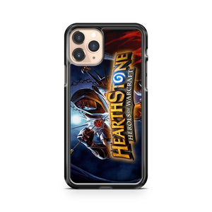 Lets Go To Hearthstone Heroes Of Warcraft iPhone 11 Pro Case Cover