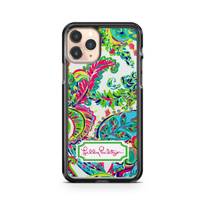 Lilly Pulitzer Lulu Cute New Design iPhone 11 Pro Case Cover