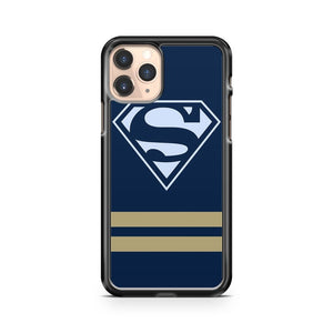 Marvels Avengers Superhero Superman iPhone 11 Pro Case Cover