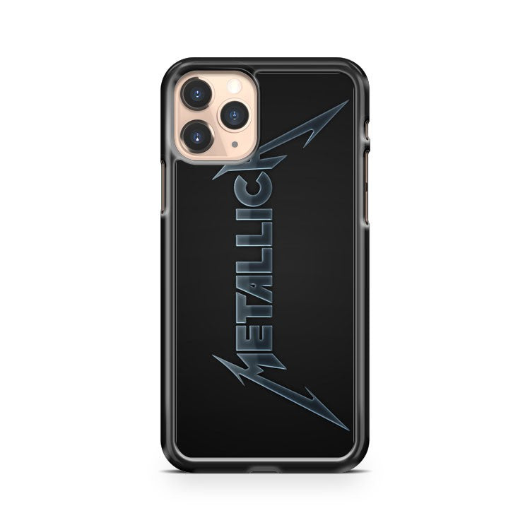 Metallica Heavy Metal iPhone 11 Pro Case Cover