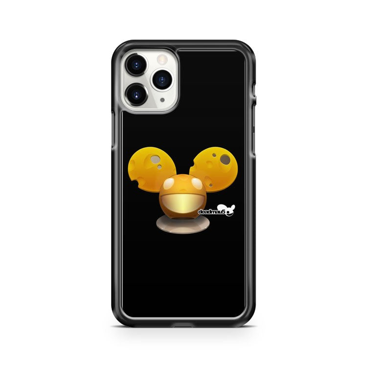 Limited Version Deadmau5 Cheese Head Design Clubbing iPhone 11 Pro Case Cover