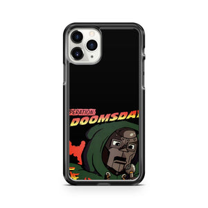 Mf Doom Operation Doomsday iPhone 11 Pro Case Cover