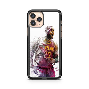 Lebron James Cleveland Cavaliers Cavs NBA Basketball 2 iPhone 11 Pro Case Cover