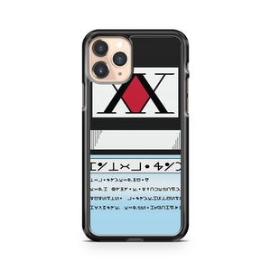 Lisensi Hunter X Hunter iPhone 11 Pro Case Cover