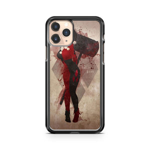 Mad Love A Harley Quinn Story iPhone 11 Pro Case Cover