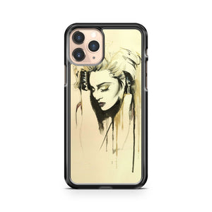Madonna Singer Pop Art iPhone 11 Pro Case Cover