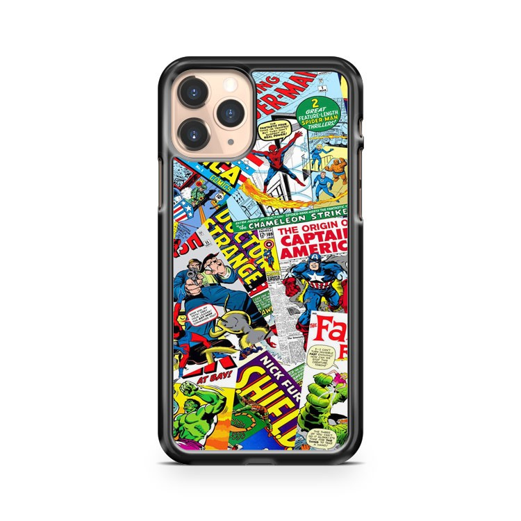 Marvel Comics 5 iPhone 11 Pro Case Cover