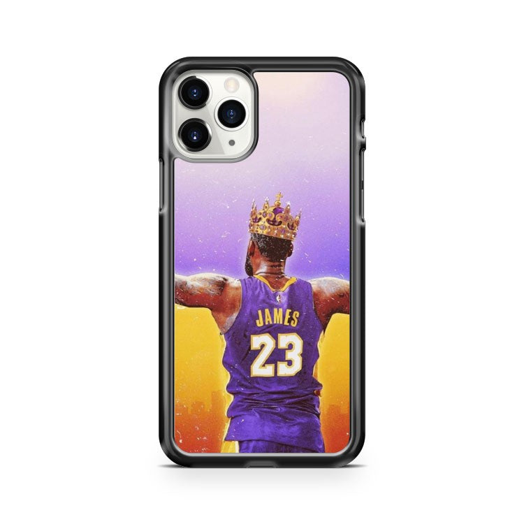Lebron James 10 iPhone 11 Pro Case Cover