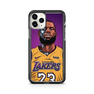 Lebron James 19 iPhone 11 Pro Case Cover