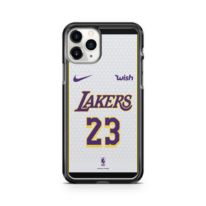 Lebron James Jersey Lakers 23 2 iPhone 11 Pro Case Cover