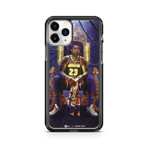 Lebron James King James iPhone 11 Pro Case Cover