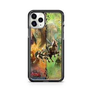 Legend Of Zelda 4 iPhone 11 Pro Case Cover