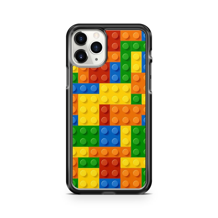 Lego Pattern iPhone 11 Pro Case Cover