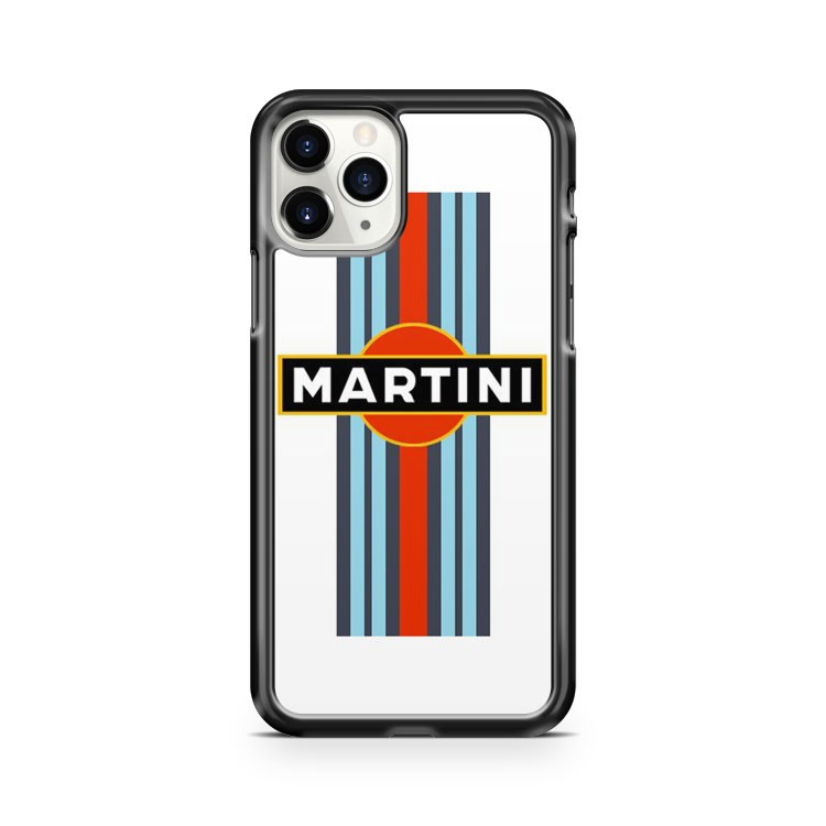 Martini Racing Gulf iPhone 11 Pro Case Cover
