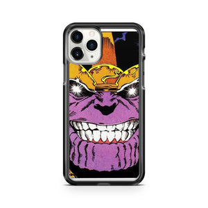 Marvel Comic Thanos iPhone 11 Pro Case Cover