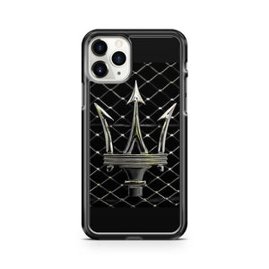 Maserati Logo 5 iPhone 11 Pro Case Cover