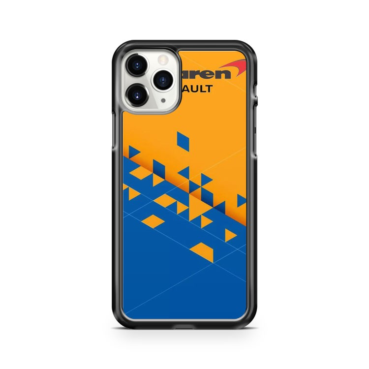 Mclaren Renault iPhone 11 Pro Case Cover