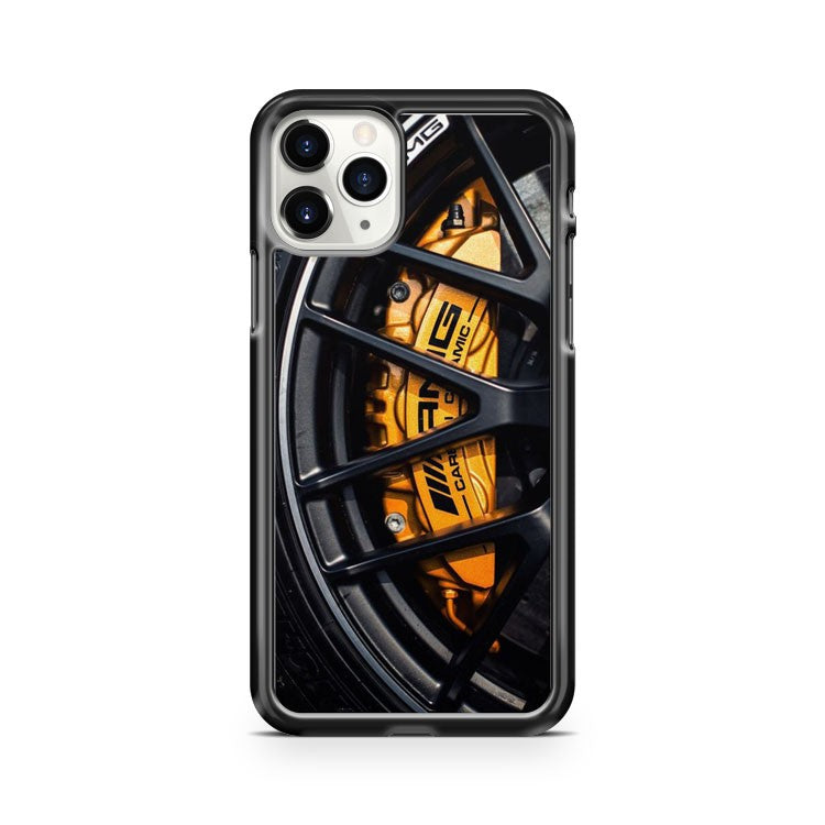 Mercedes Benz Amg Rims Wheels iPhone 11 Pro Case Cover