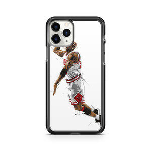 Michael Jordan 23 7 iPhone 11 Pro Case Cover