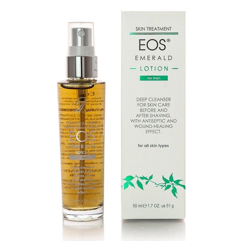 EOS Emerald Lotion 50ml natural cosmetic Satura®