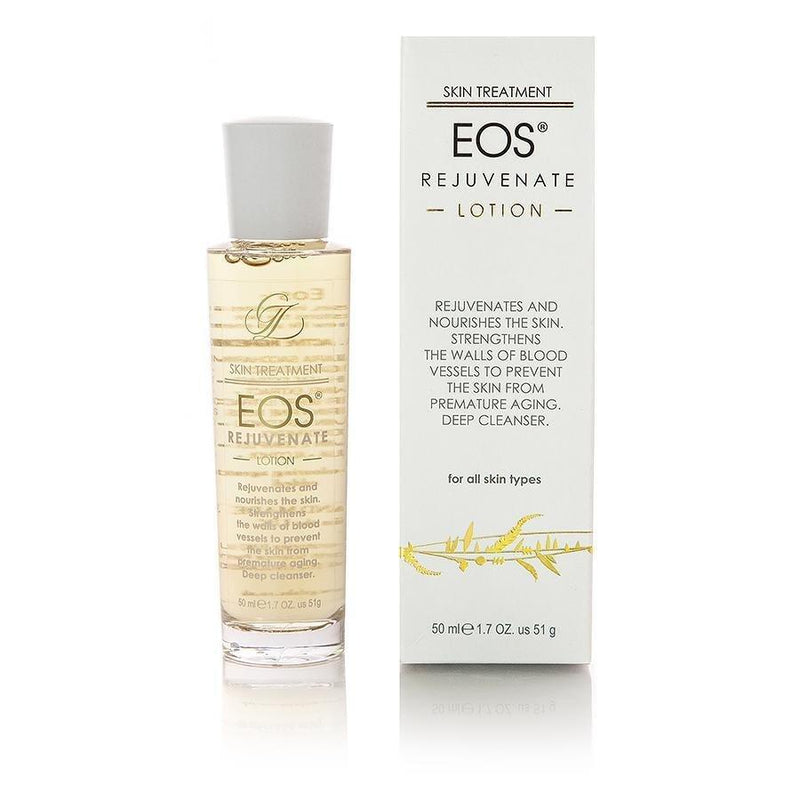 EOS Rejuvenate Lotion 50ml natural cosmetic Satura®