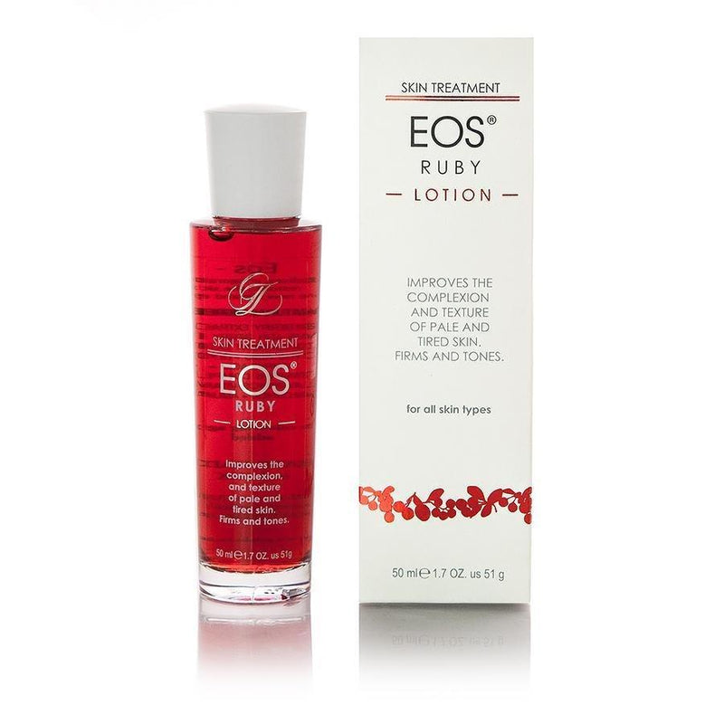 EOS Ruby Lotion Tired Face 50ml skin products Satura®
