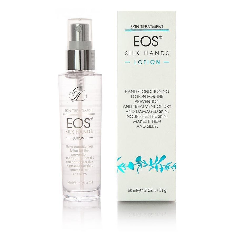 EOS Silk Hands Lotion 50ml skin products Satura®
