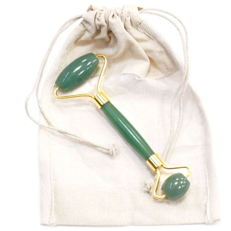 Gemstone Face Roller - Jade 120g personal care Ancient Wisdom