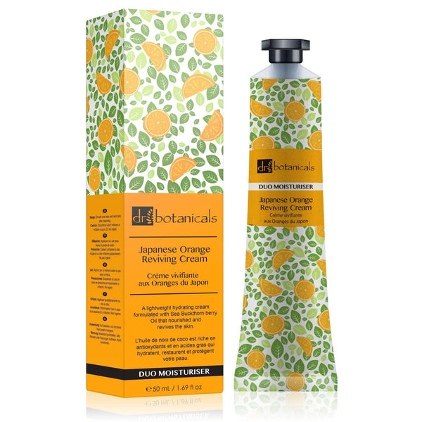 Japanese Orange Reviving Cream 50ml bodcream Dr. Botanicals